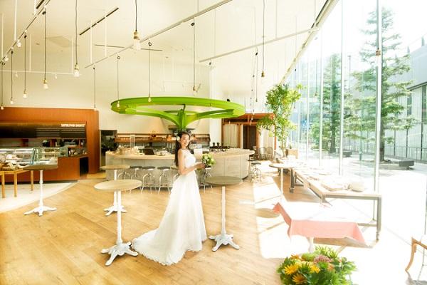 結婚式二次会の会場