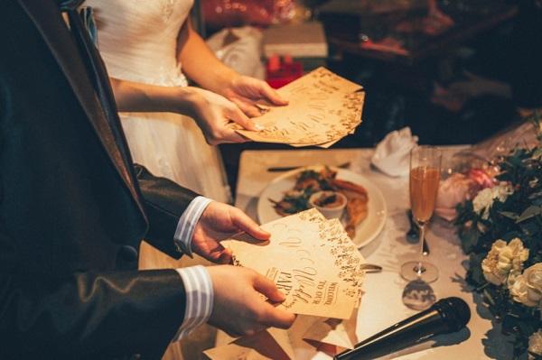 結婚式二次会の余興ゲーム